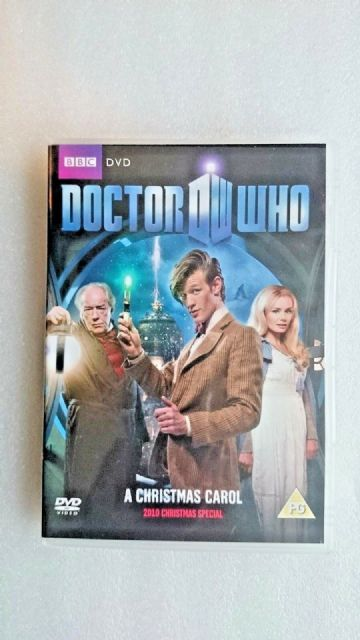 Doctor Who - A Christmas Carol (DVD, 2011) Matt Smith